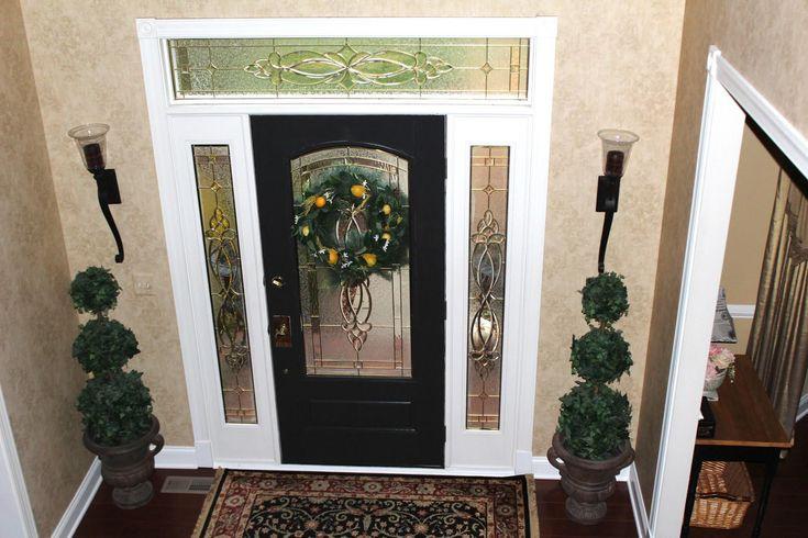 1000 ideas about fiberglass entry doors on pinterest - Exterior wood door manufacturers ...