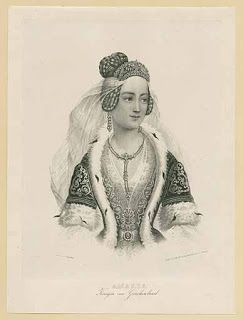 Amalia of Oldenburg, Queen of Greece 1800s