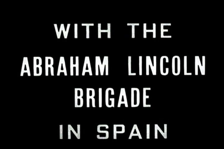 Filmed by the famous photographer during the Spanish Civil War, this clip debuted at the 2010 Orphan Film Symposium