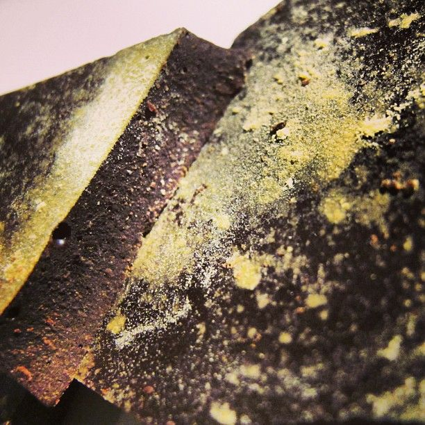 Late Night at Light Cellar. Keepin' on Strong, with hand-crafted raw #Chocolate made with Heirloom Ecuadorian Cacao & Canadian Pine Pollen, Chaga, Ginseng, Honey. #Golden #Constellations