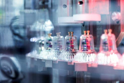 As LEDs replace old halogen lamps – this factory had to adapt at the speed of light!