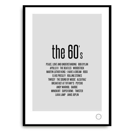Kom ihåg det ljuva 60-talet!