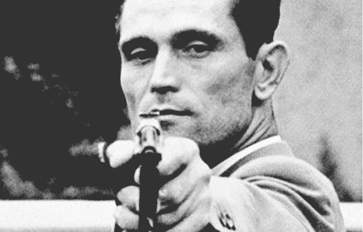I Didn't Come to Watch, I Came to Compete #KarolyTakacs #PistolShooter #Championship #Olympics #Games #Uthestory