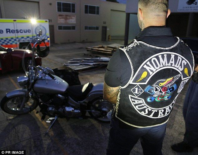 Bikie wars set to flare up in Canberra after senior Rebels members defect to the newly-formed Nomads gang
