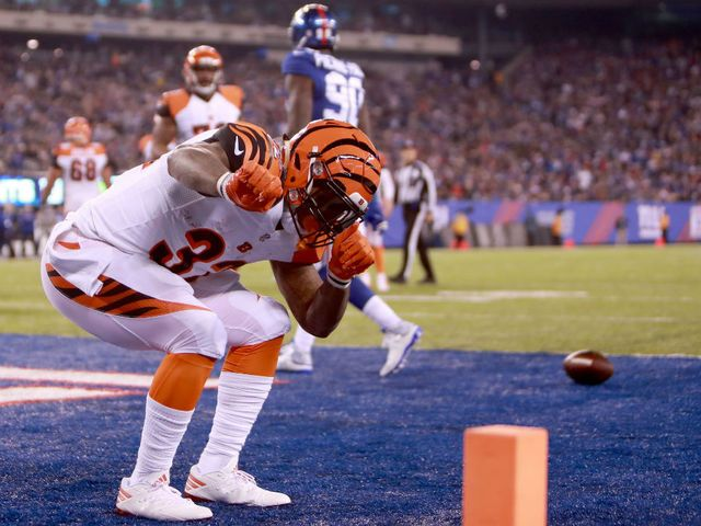 The Broo View: Marvin Lewis is right and wrong in his bashing of NFL touchdown celebrations