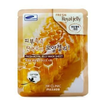 Mask Sheet - Fresh Royal Jelly - 10pcs