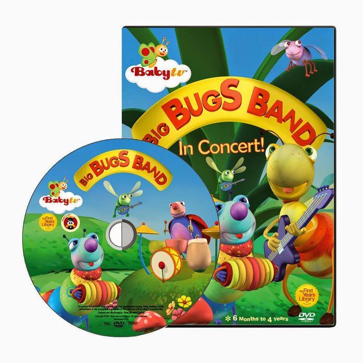 Big Bugs Band, BabyTv