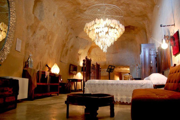 "La Corte degli Agostiniani         ""cave suite"": Cave suite"