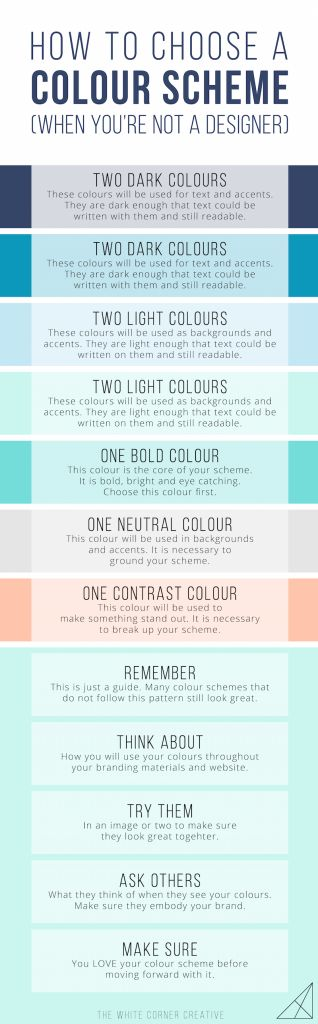 How to Choose a Colour Scheme