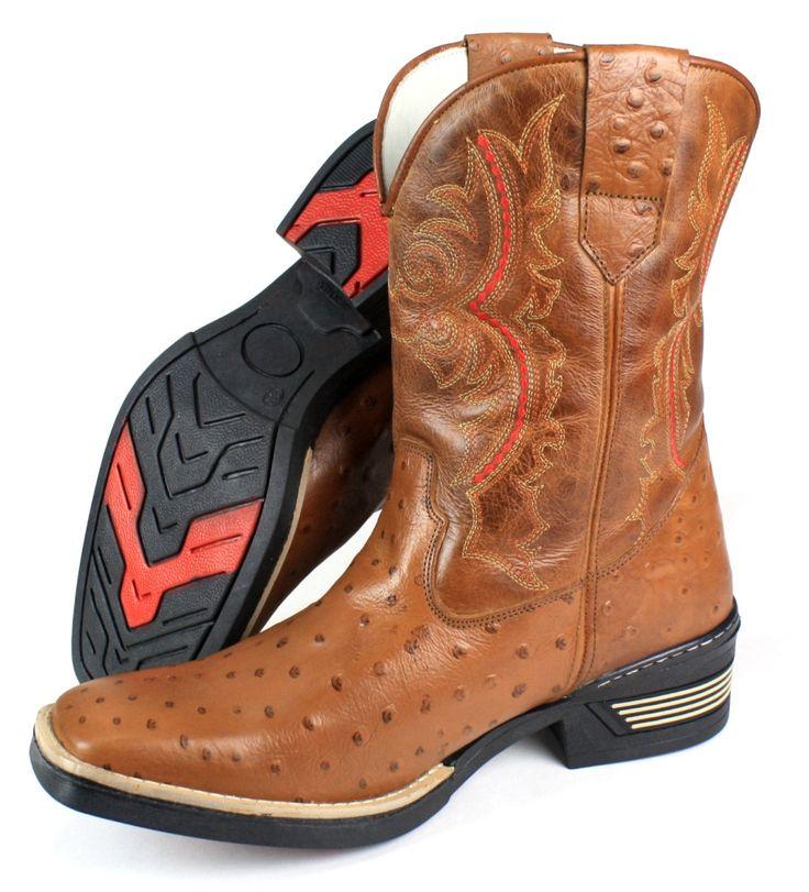 Bota, Texana, Masculina, 1020, Whisky