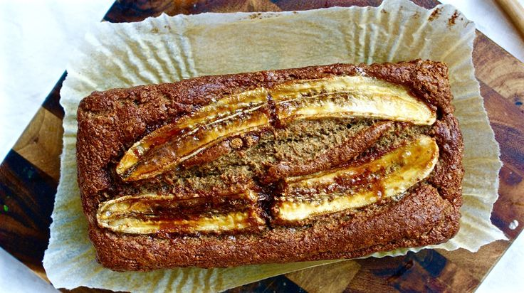 Banánový chleba - Jana Earl - Fitness & Nutrition