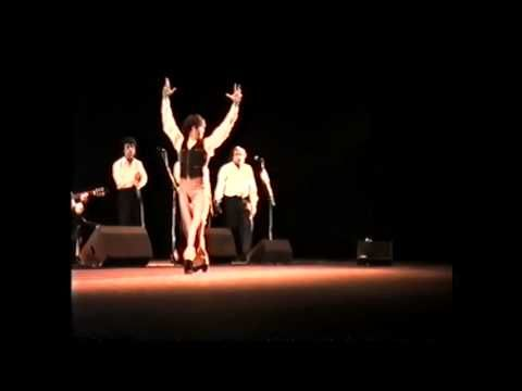 Cristobal Reyes, Teatro Madrid, (Buleria por Solea) -