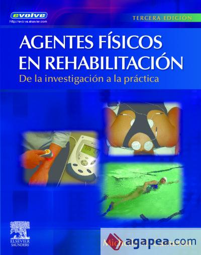 Agentes fisicos en rehabilitación de la rehabilitación a la práctica / Cameron, M. H. http://mezquita.uco.es/record=b1736059~S6*spi