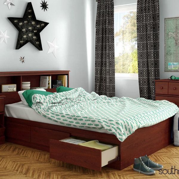 Found it at Wayfair - Little Treasures Mate's Bed with Storage