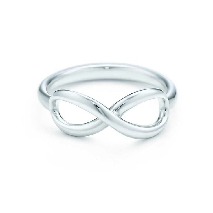 Tiffany Infinity ring in sterling silver.  You never know, Kyle may come to his senses and want to propose some day.  :-P