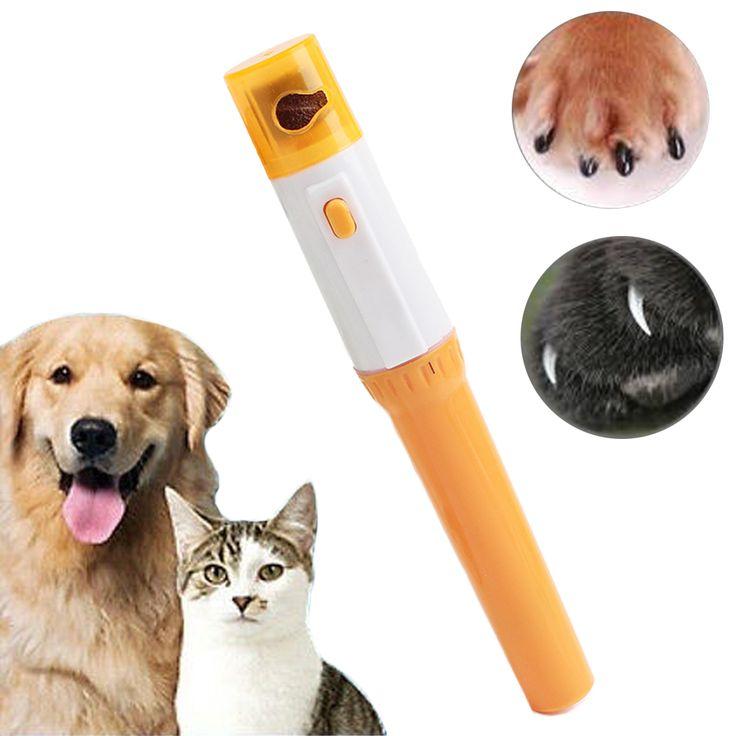 Eléctrica Uñas de Manicura Clipper Mascota Garra Kit de Aseo de Aseo de Uñas Eléctrica para Mascotas(China (Mainland))