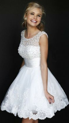 rehearsal wedding dress
