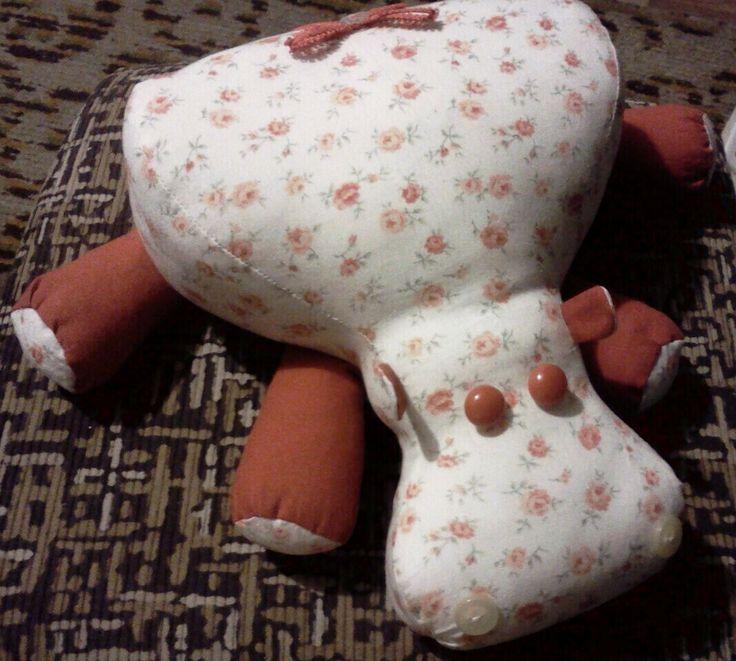 Игрушка шебби бегемот