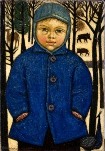"Harald Hakenbeck ""Peter im Tierpark"" (""Peter at the Animal Park"") 1960"