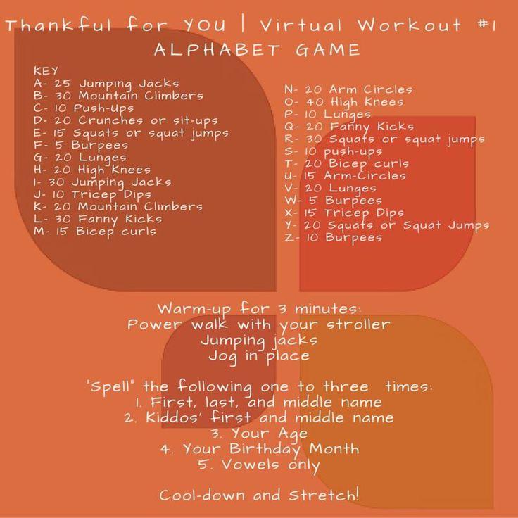 FIT4MOM NOKC & Edmond   Thanksgiving Workout #1
