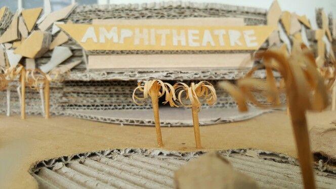 Kawasan seni-Amphitheatre