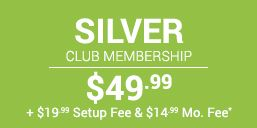 Choose From 3 Different Memberships