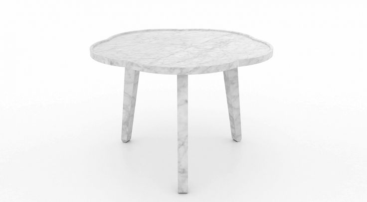 Low table in marble Soya | Products | Marsotto Edizioni