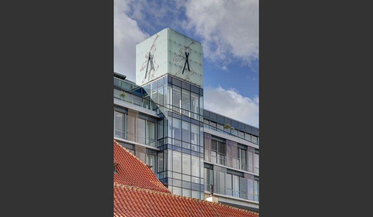 Palladium, Prague- Czech Republic, design Bose International Planning & Architecture