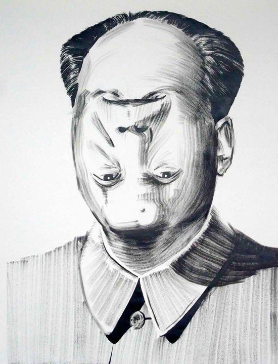 Необычные портреты знаменитостей (10 фото)