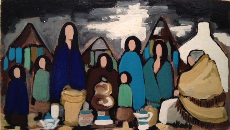 Markey Robinson (1918-1999)