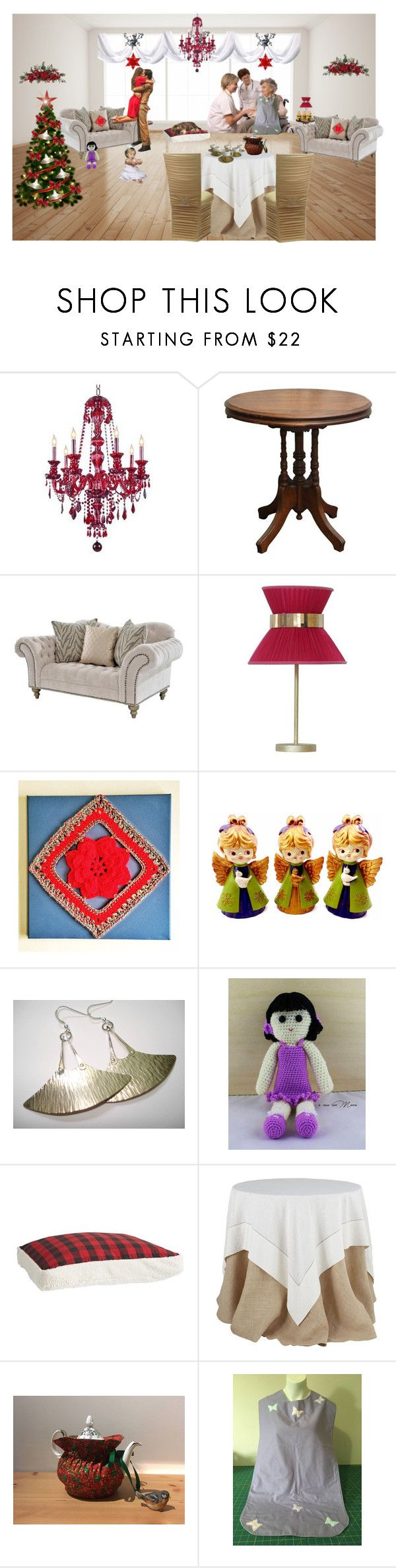 Love is Family by cozeequilts on Polyvore featuring Sabrina Landini and Pottery Barn