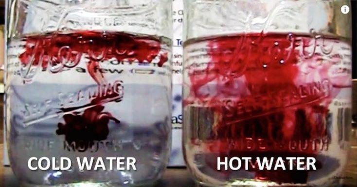 Studená voda vs teplá voda: Jedna z nich poškozuje vaše zdraví
