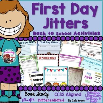 25 Best First Day Jitters Ideas On Pinterest