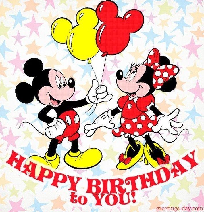 Pin On Disney Happy Birthday