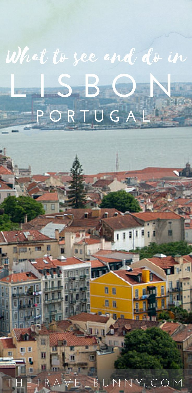Lisbon City Guide - What to see and do in Lisbon in 48 hours, where and what to eat and how to get to Belem from the city | Lisbon travel guide | #lisbon #lisbonlovers #travelguide