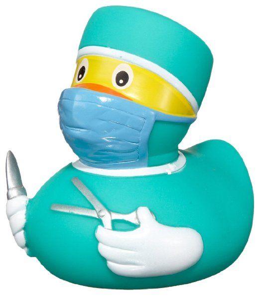 Rubber Duck Surgeon: Amazon.co.uk: Toys & Games
