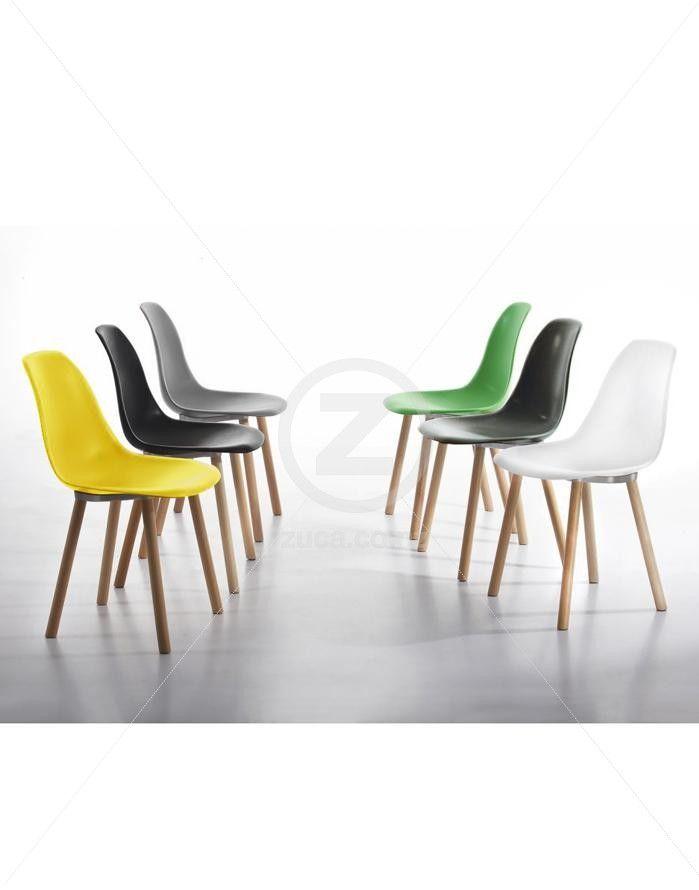 Novell Dining Chair Emerald