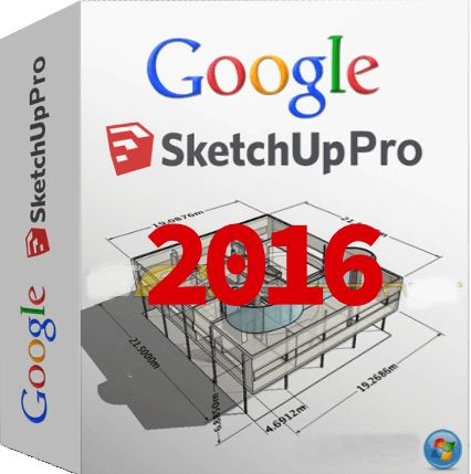 Google SketchUp Pro 2016 Crack with License Key Serial Key for Mac and Windows is a great CAD software trough which you can display your ideas in drawings.