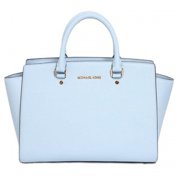 Michael Kors Tasche Marineblau