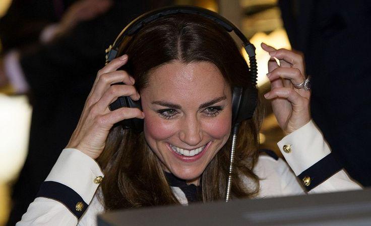 Zo trots is hertogin Kate op haar oma!