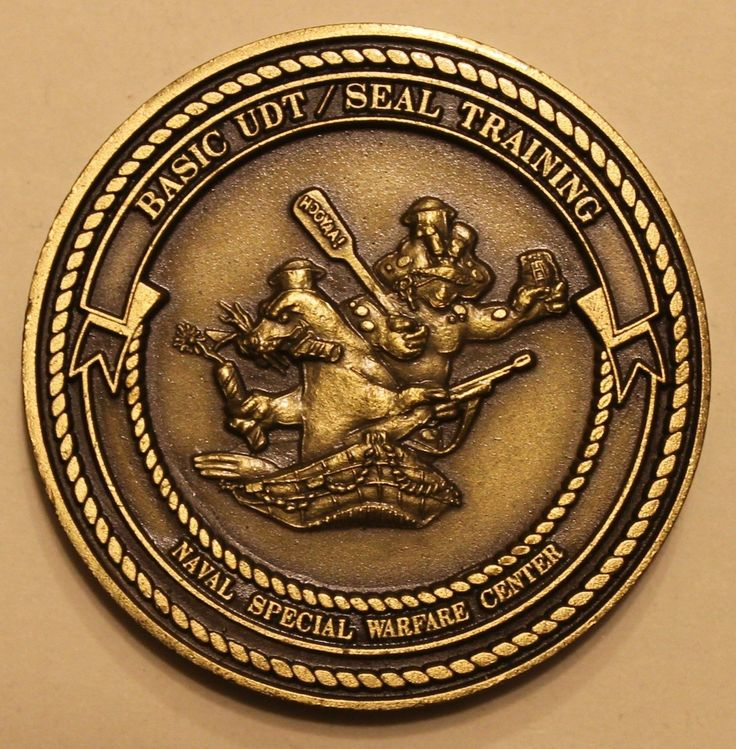 Naval Special Warfare Center Basic Udt Seal Training