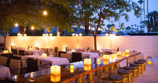 5 Palm Springs Restaurants That Are So Worth the Trip via @PureWow