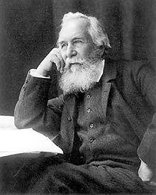Эрнст Ге́нрих Фили́пп А́вгуст Ге́ккель (нем. Ernst Heinrich Philipp August Haeckel; 1834—1919) — немецкий естествоиспытатель и философ.