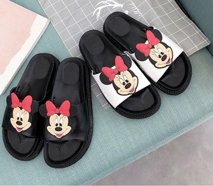 Summer Woman Slippers Sandals Fashion Creeper Slides Wedges Platform Women Carto #Unbranded #SlipperShoes