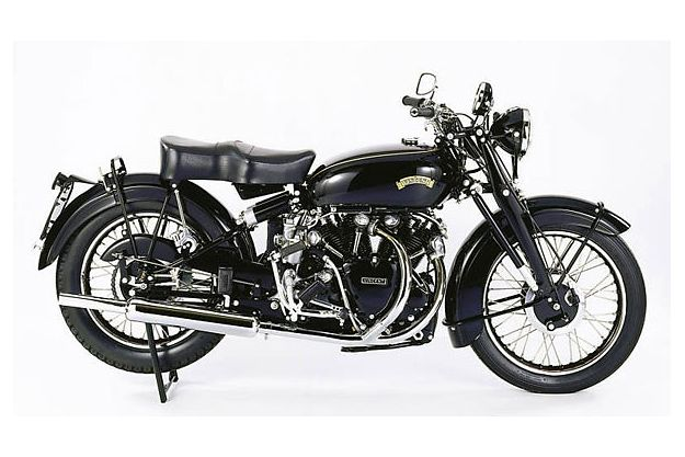 Vincent Black Shadow - yeah I want this! Does anyone have $120k to lend me?