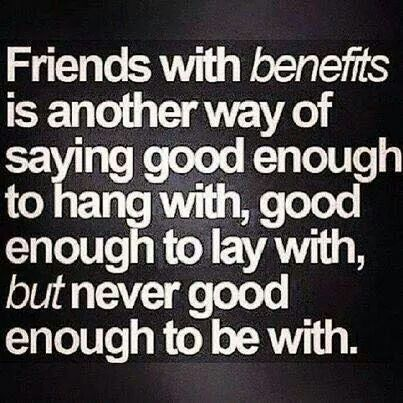 can friends with benefits develop into a relationship