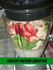 Healthy Protein Smoothie