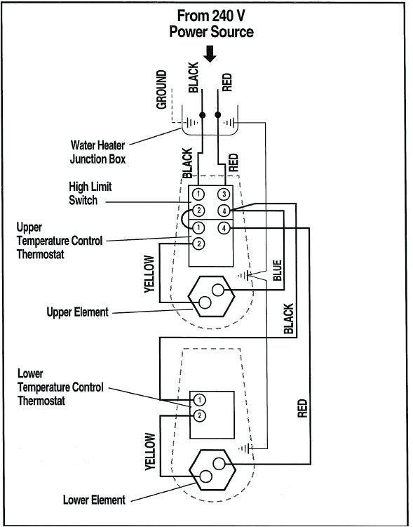 240 Heater Wiring Diagram