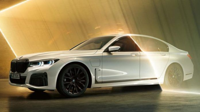 Since It Was Launched Ten Years Ago Bmw 7 Series There Has Not