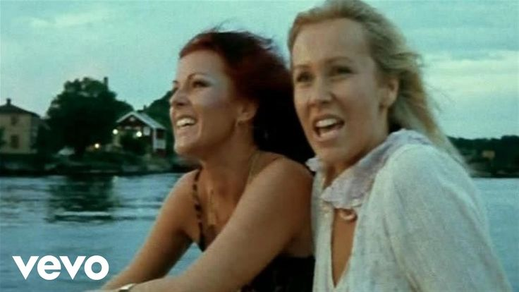 nice lights ABBA Music video by Abba performing Summer Night City. (C) 1978 Polar Music…